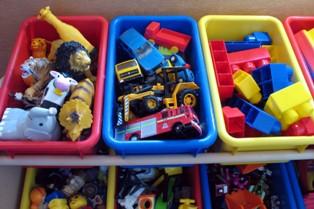 מבחר צעצועים שמתאימים לגיל 4 ומעלה